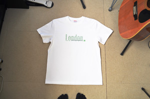 【The Coffee Stuff】Tシャツ『LONDON Tシャツ』