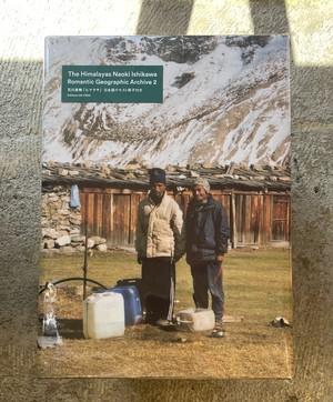 【サイン本】The Himalayas 石川直樹