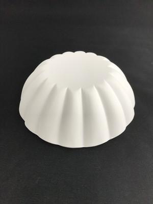 石膏型 輪花 小皿