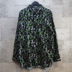 MASSES 19AW LIPS SHIRT