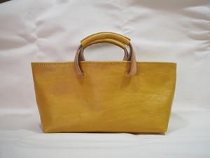 船型のマリントートバッグ / Tote bag イエロー