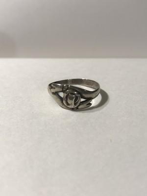 【13号】Vintage 925 silver ring ( ヴィンテージ シルバー リング )
