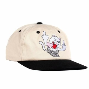 RIPNDIP - Nermanian Devil Strapback (Tan / Black)