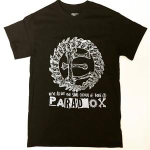 Equality T-shirts (Black) White print