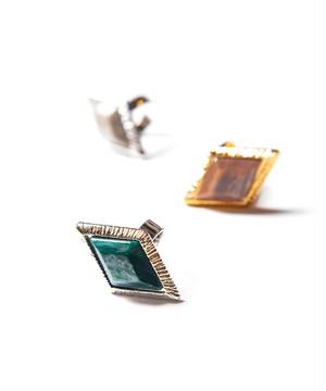 Ayler / アイラー stone cut ring/ Ayl-007