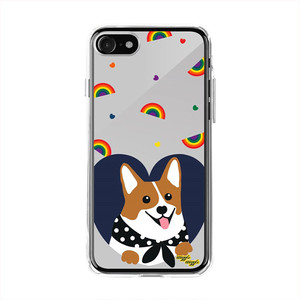 Mirror case - Welsh Corgi