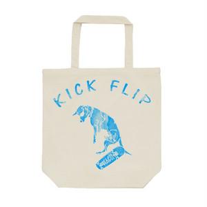 送料無料 [トートバッグ] kick flip