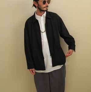 QUOLT / クオルト | ZIP SHIRTS JACKET