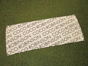 COCO-ROBINSON フェイスタオル