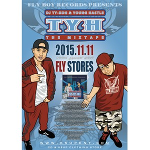 TYH THE MIXTAPE ポスター