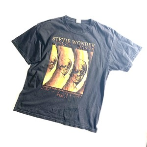 "Band tee ""STEVIE WONDER"""