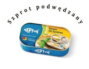 ポーランドの港町「グディニア」で作られている薫製オイルサーディン【10缶】 Szprot podwedzany w oleju