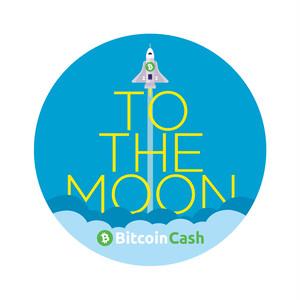 BitcoinCash缶バッジ シリーズD COFA(D2-004)