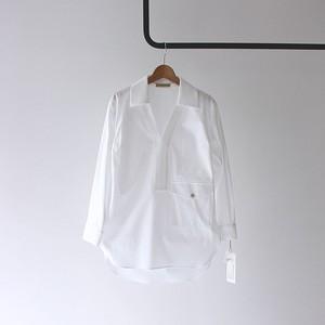 【KEI MURAKAMI】スキッパーP/Oシャツ