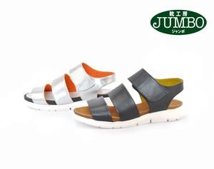 ☆靴工房JUMBO☆★sports☆3本ベルト☆フットベットサンダル(0320)