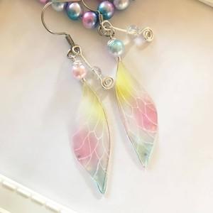妖精の羽飾り【パステルドリーム】