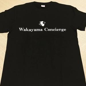 わかやまコンシェルジュTシャツ