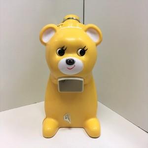 タイガー かき氷機のキョロちゃん【黄色】(0922223120)
