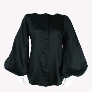 RIMI&Co.Cleric Balloon Blouse