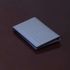 FIRENZE DARK GREY / PINETTI DOUBLE BUISINESS CARD HOLDER(フィレンツェ ダークグレー / ピネッティ ダブルビジネスカードホルダー)