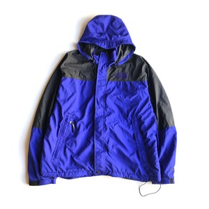 USED 90's The North Face Hydrenaline mountain jacket - blue