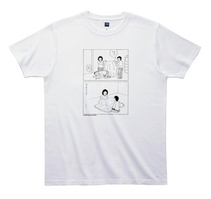 《和田ラヂヲTシャツ》TW001/ 父であたたまる