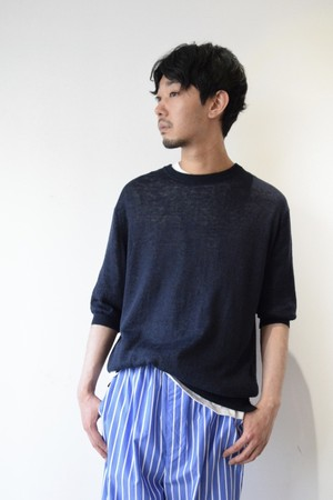 【ORDINARY FITS】PULL KNIT/OF-N010