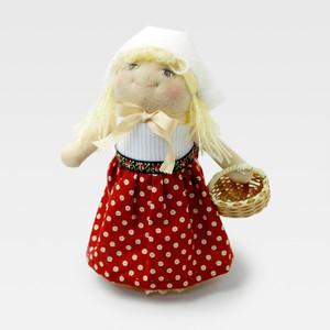 立ち人形 女の子 オランダ sh-0013