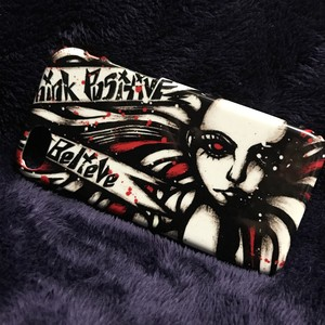 【予約商品】GiMME(ギミー) / iPhone6.7 case / Girl ( hard type )