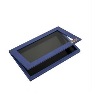 【新色☆】Zパレット メイクアップパレット(カラー:ブルーベリー/サイズ:L) by Z palette ZP-LG-BLUEBERRY