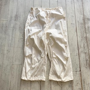 -U.S.ARMY- White snow camouflage over pants