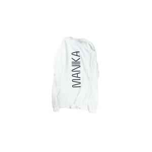 TATE-MANIKA Long Sleeve/WHITE