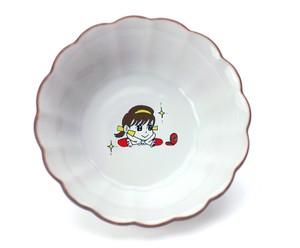 『ひみつのアッコちゃん』×KUTANI SEAL Akko  菊小鉢