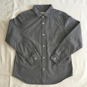 RINEN / レギュラーカラーシャツ 36000 ハケメ