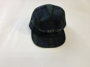 "1sin""OEDO SKATE CLUB CAMP CAP"""
