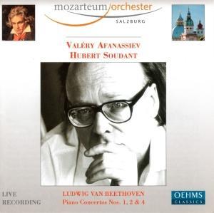 [中古CD] ベートーヴェン:ピアノ協奏曲集1 アファナシェフ&スダーン&ザルツブルク・モーツァルテウム管弦楽団
