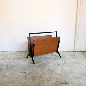 "Dutch Vintage ""Stiemsma"" Magazine Rack 1960's オランダ"