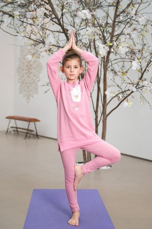 Yoga Sweat Tunic(Girl)