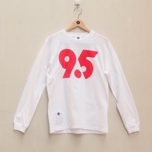 9.5長袖Tシャツ Long-sleeve shirt-9.5