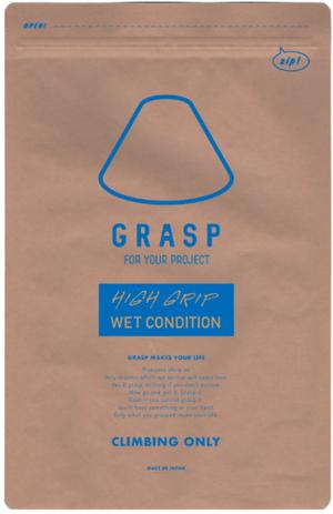 GRASP WET CONDITION