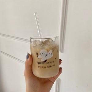 わんわんコーヒーグラス R1384