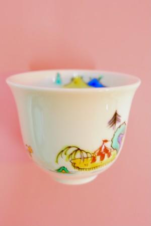 circusに山水 / mini cup