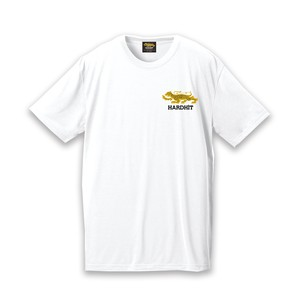 HH BONE CRUSHERS DRY COTTON TEE / WHITE