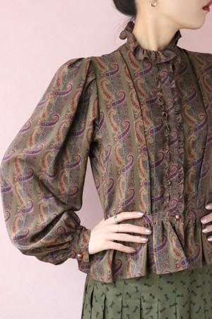 Ungaro frill blouse