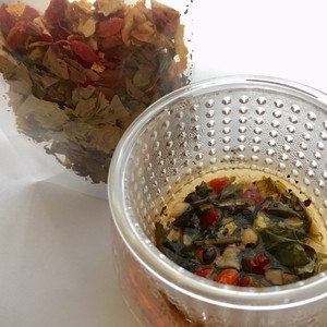 簡単体質チェックで作るマイ薬膳茶