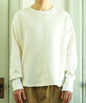 Reversible LS Tee -white <LSD-BJ3T8>