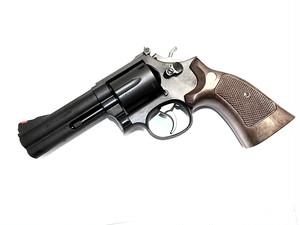 マルシン M586 4インチ BK ヘビーウエイト モデルガン