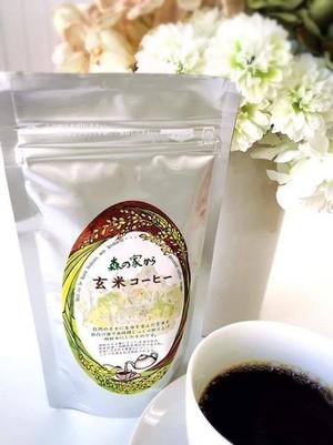 5個セット 森の家から玄米コーヒー(玄米珈琲)100g
