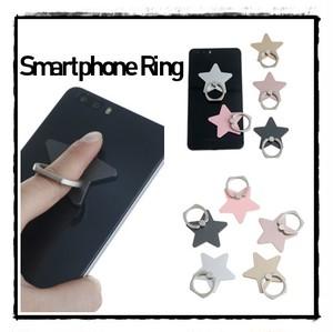 国内即納◎スマホリング STAR iphone プチプラ★星 ring