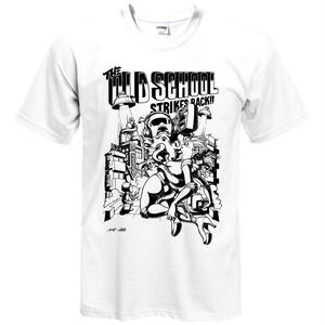 KIO X GOSPEL FOR TRAMPS Collaboration T-Shirts